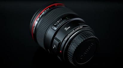 dslr fotoğraf makinesi lensi