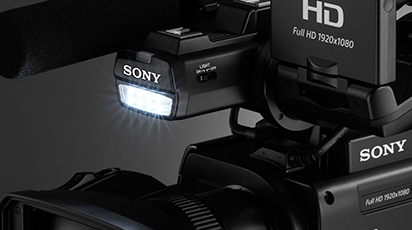 sony video kamera alan yerler